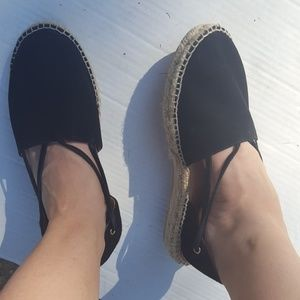 Kanna Made in Spain Black Shoes Size 11